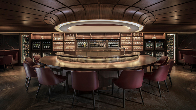 the landmark mandarin oriental hong kong SOMM
