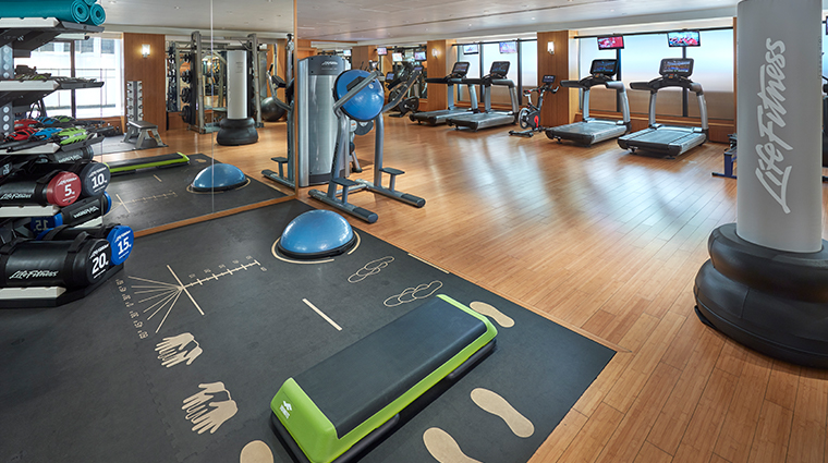 the landmark mandarin oriental hong kong oriental spa gym