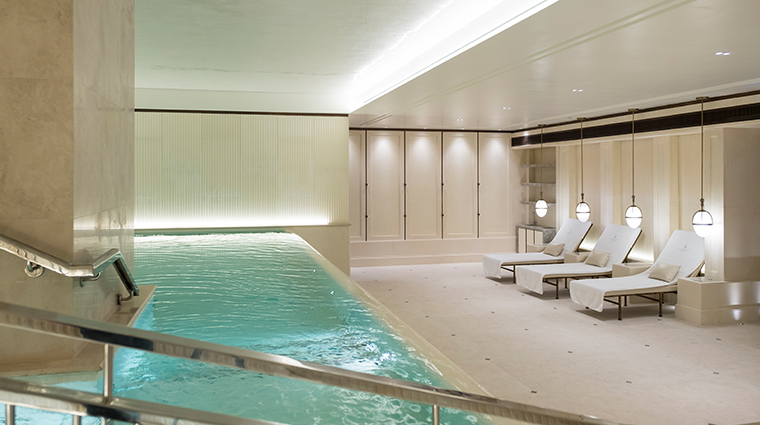 the lanesborough club spa hydro pool