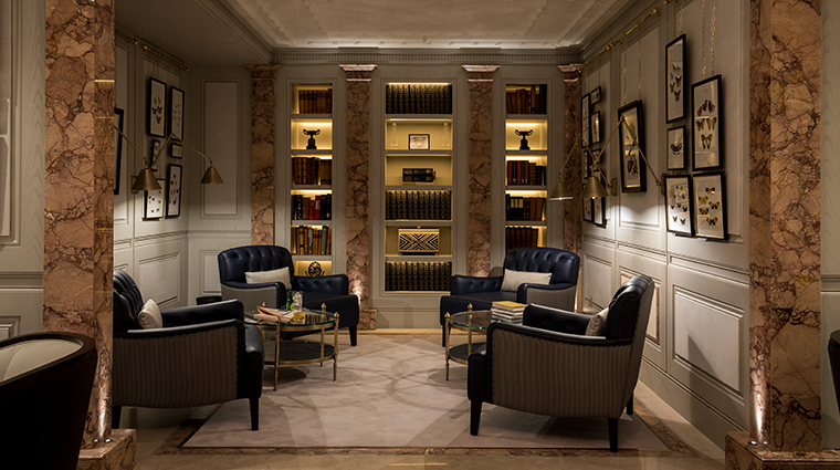 the lanesborough club spa members lounge