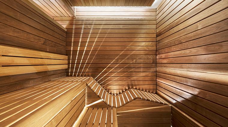 the lanesborough club spa sauna