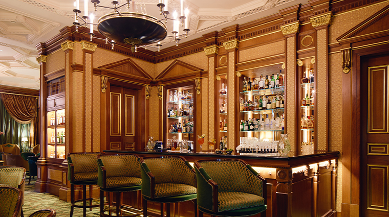 The Lanesborough Library Bar
