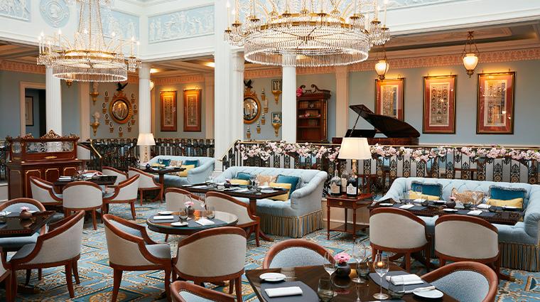 the lanesborough celeste dining room