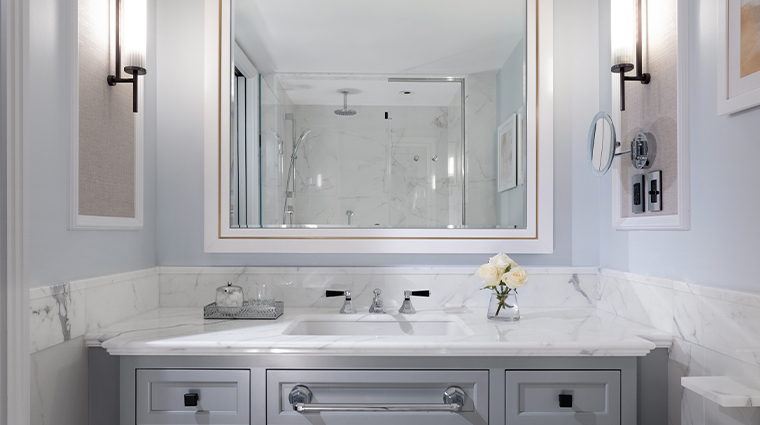 the langham boston bathroom