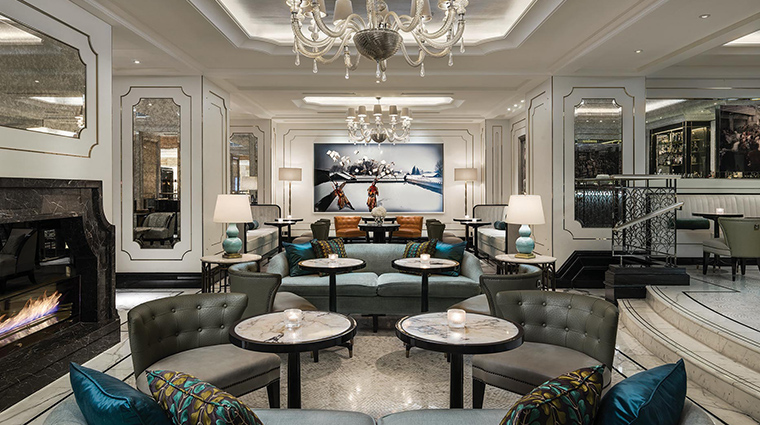 the langham hong kong artesian bar seating