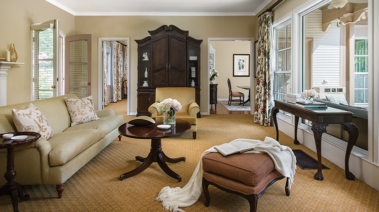 the langham huntington pasadena cottage suite