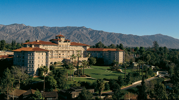 the langham huntington pasadena exterior