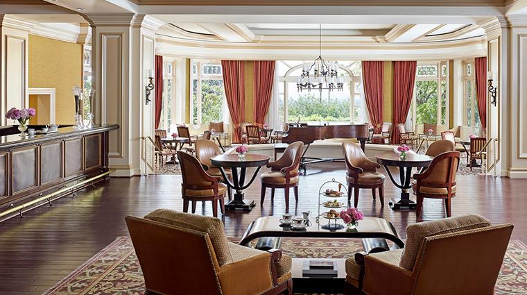 the langham huntington pasadena lobby lounge