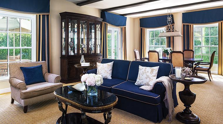 the langham huntington pasadena royce manor suite