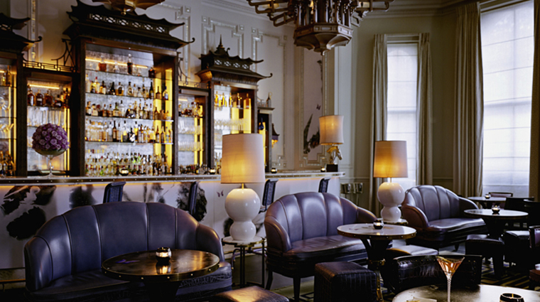 the langham london artesian bar lounge
