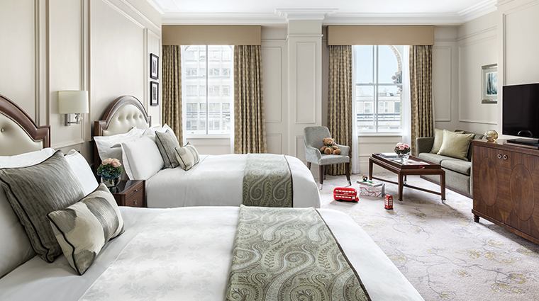 the langham london family room
