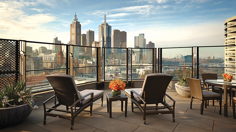 the langham melbourne executive terrace room