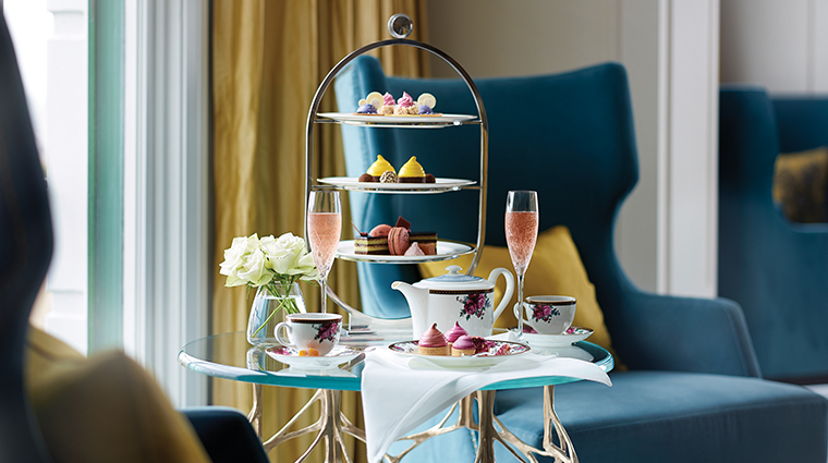 the langham sydney palm court afternoon tea