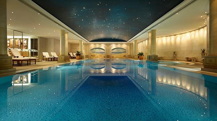 the langham sydney pool