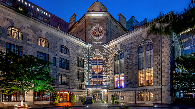 the liberty hotel a luxury collection hotel exterior