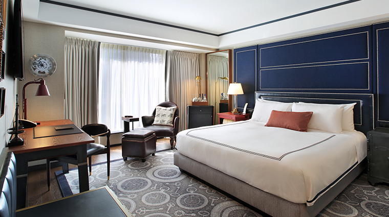 the liberty hotel a luxury collection hotel king room renovated