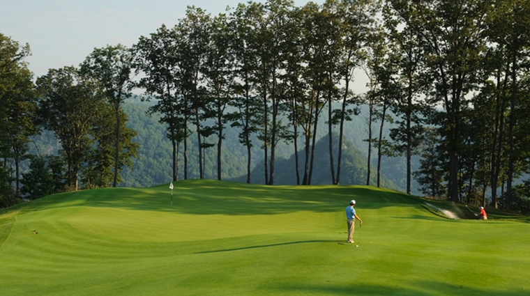 the lodge and cottages at primland golf
