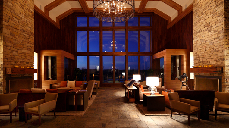 the lodge and cottages at primlandlobby