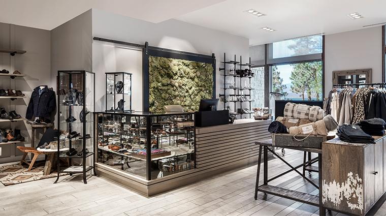 edgewood tahoe boutique