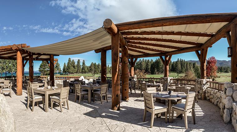 edgewood tahoe brooks deck