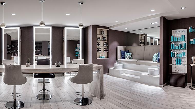 edgewood tahoe spa salon