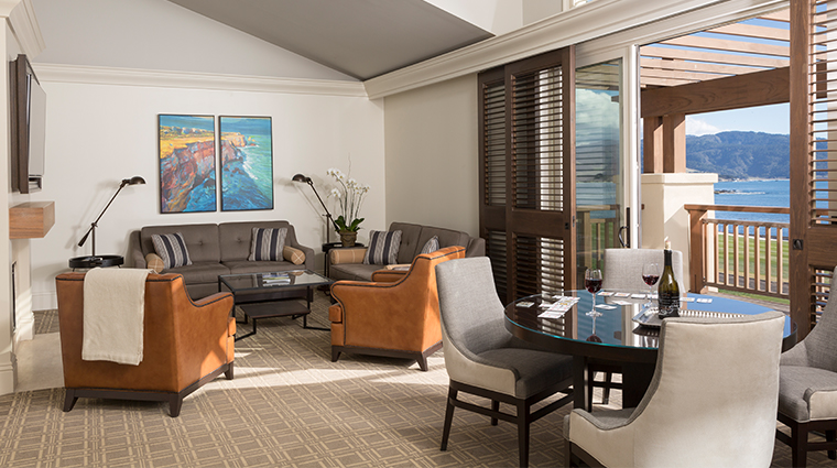 the lodge at pebble beach alarado suite