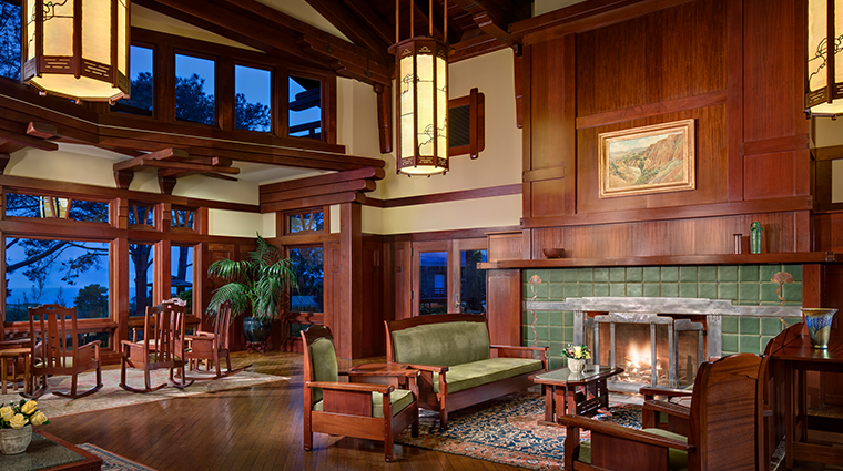 the lodge at torrey pines lodge lobby