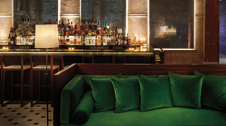 The London Edition bar