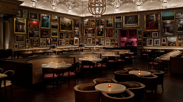 The London Edition dining