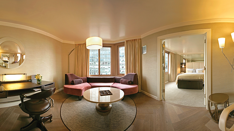 the london nyc suite
