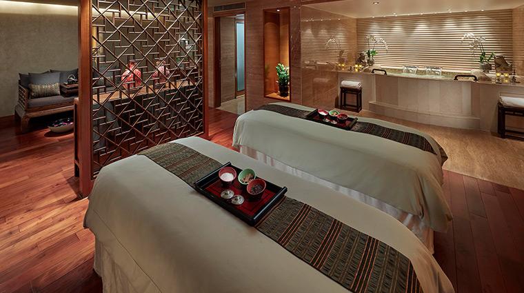 Mandarin Oriental Hong Kong Hotel Spa Kukui Suite