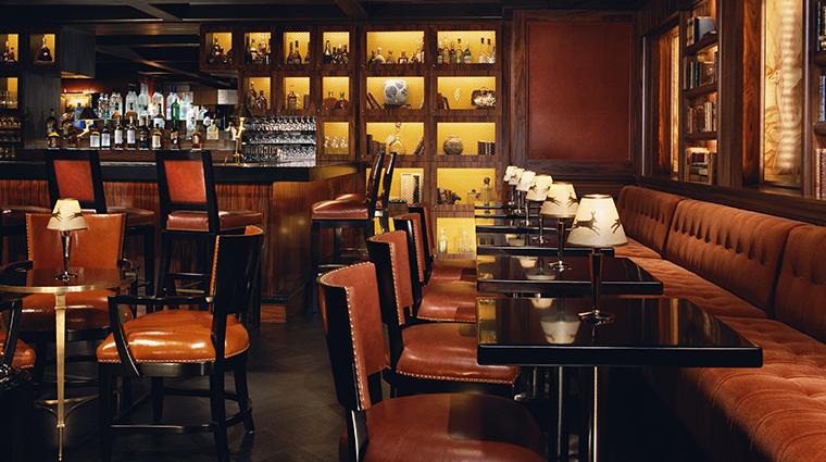 the mansion restaurant bar