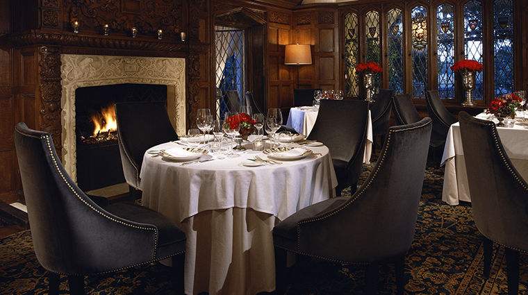 the mansion restaurant dining