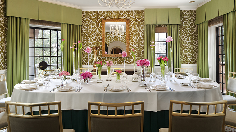 the mansion restaurant historic fdr suite