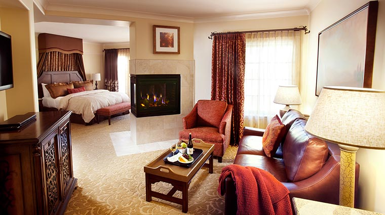 the meritage resort and spa Vintner suite