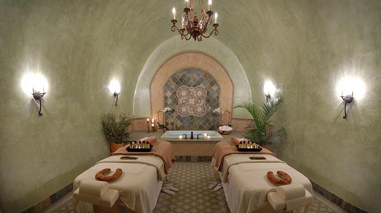 the meritage resort and spa couples treatment room