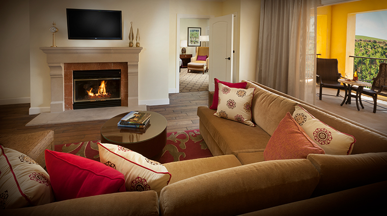 the meritage resort and spa signature suite living room