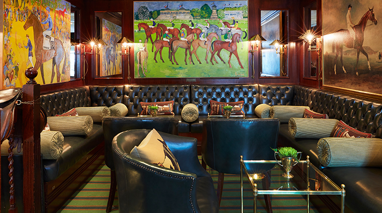 the milestone hotel residences stables bar seating