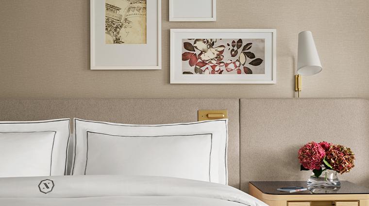 the newbury boston guestroom detail