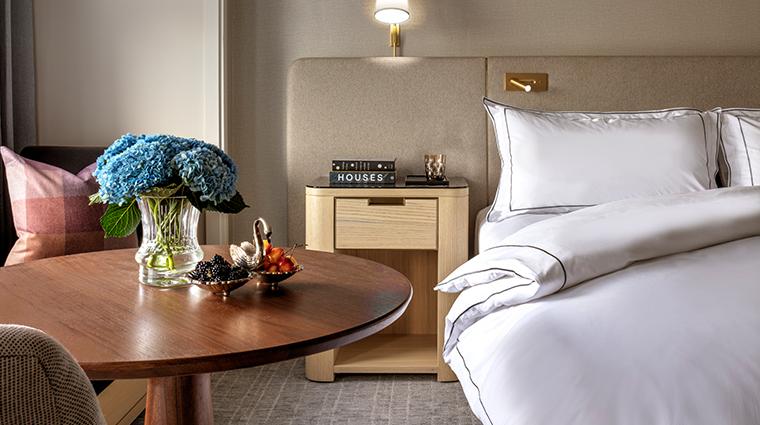 the newbury boston room detail