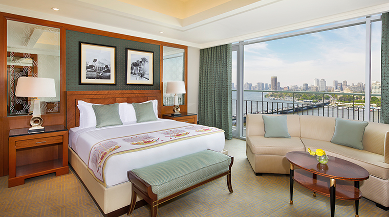 the nile ritz carlton cairo presidential suite
