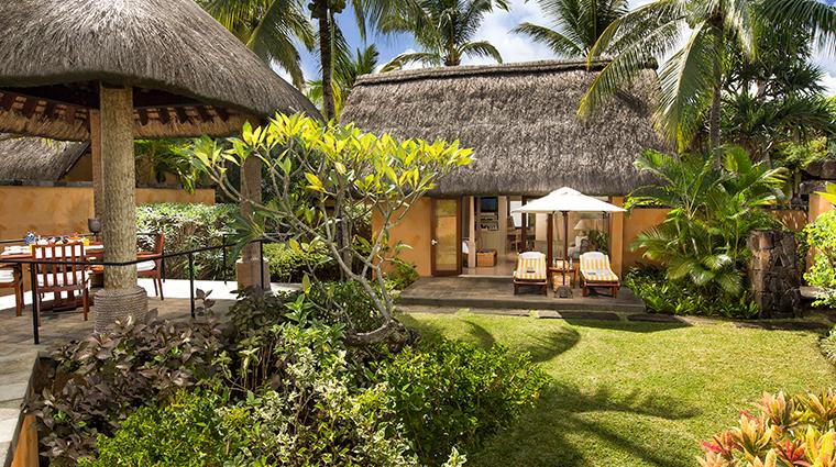 the oberoi beach resort mauritius luxury villa private island