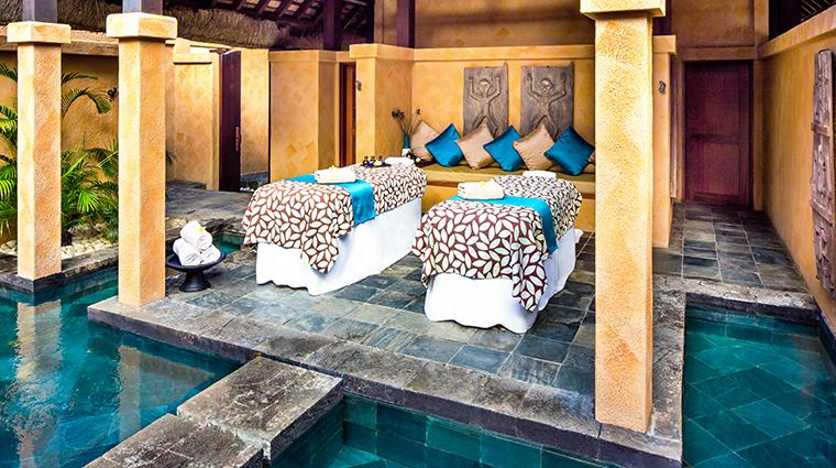 the oberoi beach resort mauritius spa
