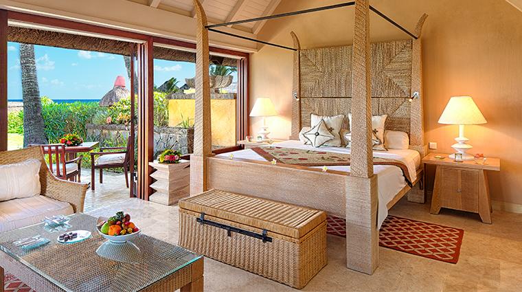 the oberoi beach resort mauritius suite