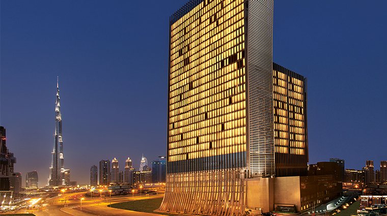the oberoi dubai exterior