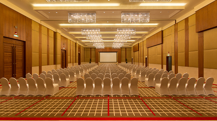 the oberoi dubai grand ballroom