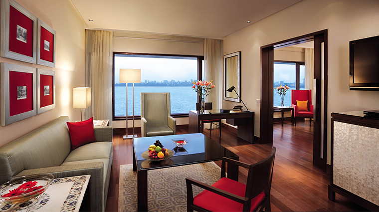 the oberoi mumbai executive suite ocean view
