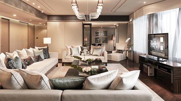 the okura prestige bangkok imperial suite