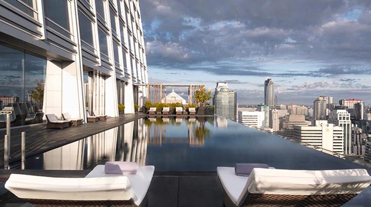 the okura prestige bangkok pool