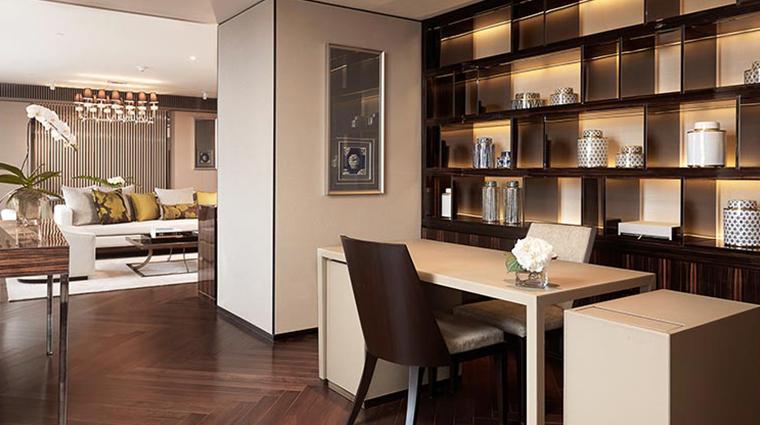 the okura prestige bangkok royal suite